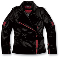 ICON Women's 1000 Federal Black Jacket