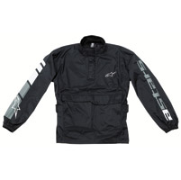 Alpinestars Men's RJ-5 Black Jacket