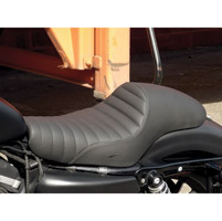 Saddlemen Americano Cafe Classic Pleated Seat