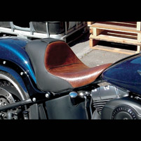 Saddlemen Renegade Lariat Solo Seat with Backrest Option