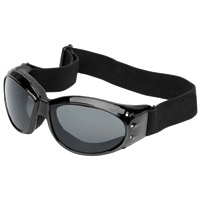 River Road Eliminator Smoke Lens Goggles