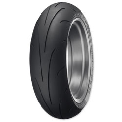 Dunlop Sportmax Q3 190/50ZR17 Rear Tire