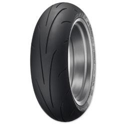 Dunlop Sportmax Q3 190/50ZR17 Rear Tire