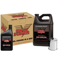 Twin Power Oil Change In A Box For Sportsters