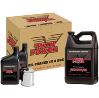 Twin Power Oil Change In A Box