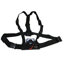 RP Tronix Primo XtremeHD Chest Mount Harness