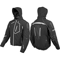 Speed and Strength Speedstrong Armored Soft Shell Black Men′s Jacket