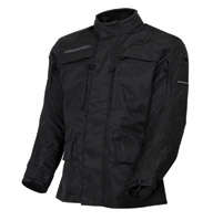 Scorpion EXO Men's Black Intrepid Waterproof Jacket