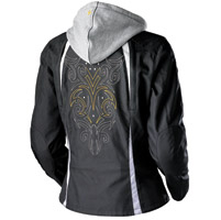 Scorpion EXO Women's Black Jazmin Jacket