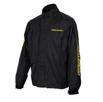 Scorpion EXO Barrier Men's Black Waterproof Jacket