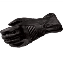 Scorpion EXO Men′s Full-Cut Black Leather Gloves