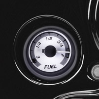 Dakota Digital MVX Two-Gauge Kit Fuel Gauge