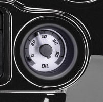 Dakota Digital MVX Oil Pressure Gauge