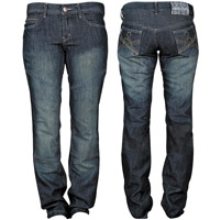 Speed and Strength MotoLisa Women′s Reinforced Denim Jeans