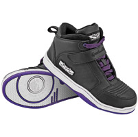 Speed and Strength Wicked Garden Women′s Black Moto Shoe