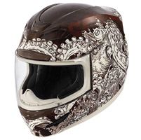ICON Airmada Colossal Antique Full Face Helmet