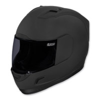 ICON Alliance Dark Full Face Helmet