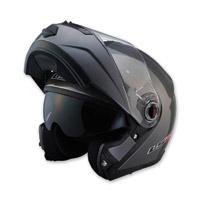 LS2 FF386 Gunmetal Modular Helmet