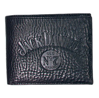 Jack Daniel's Signature Collection Black Billfold