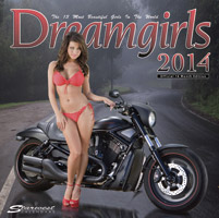 2014 Dreamgirls 16 Month Calendar