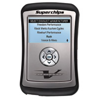 Superchips Vigilante EZ Handheld Tuner For Data Link (4pin)