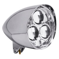 Adjure 5-3/4″ LED High-Low Projector Headlight