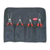 Knipex Snap Ring Plier Kit - Straight Tip