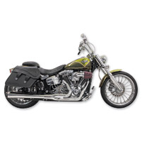 Bassani Road Rage Chrome 2-into-1 Long Megaphone System