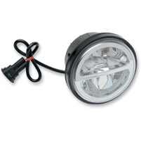 Drag Specialties 4-1/2″ LED Sealed Beam Replacement Spotlight