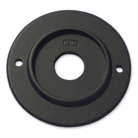 MotorDog69  Black Timing Cover Coin Mount