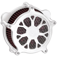 Roland Sands Design Chrome Delmar Air Cleaner