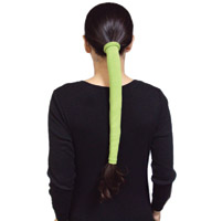 Wrapter Lime Green Hair Protector