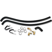 S&S Cycle Oil Line Kit for S&S Cycle Super Stock T2 Engine Case
