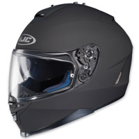 HJC IS-17 Matte Black Full Face Helmet