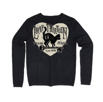 Lucky-13 Prowl Printed Cardigan