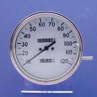 V-Twin Manufacturing Replica Speedometer