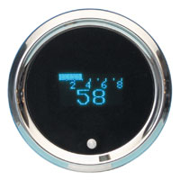 Dakota Digital Mini Speedometer/Tachometer Combination Unit