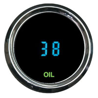 Dakota Digital Oil Pressure Gauge