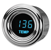 1-7/8″ LED Oil Temperature Gauge