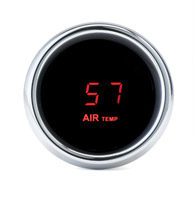 Dakota Digital Outside Air Temperature Gauge with Red LED
