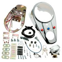 3-Light Dash and Mounting Kit