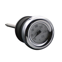 J&P Cycles® Oil Tank Temperature Gauge Plug
