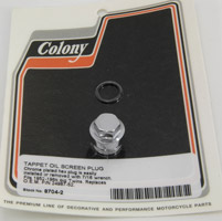 Colony Tappet Screen Plug