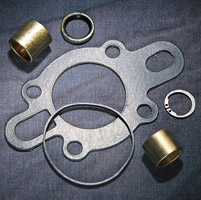 Eastern Motorcycle Parts Oil Pump Gasket and Bushing Kit for Sportster