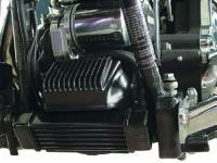Jagg 6-Row Horizontal Low-Mount Oil Cooler