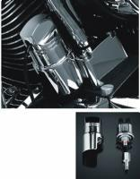 Kuryakyn Oil Pressure Sending Unit Cover