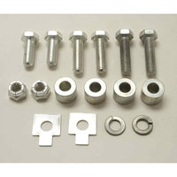 Oil Tank Support Bracket Mounting Kit