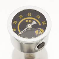 Arlen Ness Replacement Oil Pressure Gauge