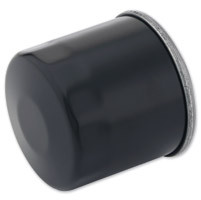 Black Replacement Spin-on Oil Filter