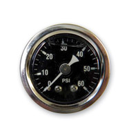 0-60 PSI Oil Pressure Gauge